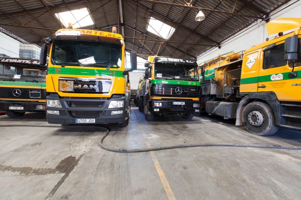 gestion de residuos en Valencia